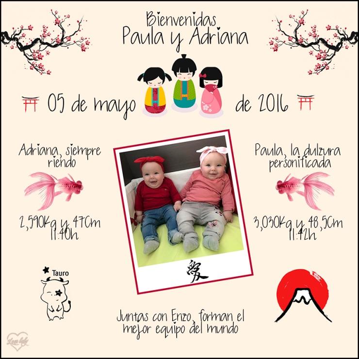 Love Baby natalicios nacimientos personalizados bebes